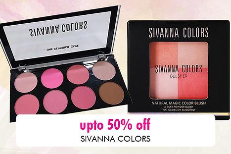 Sivanna Colors Banner
