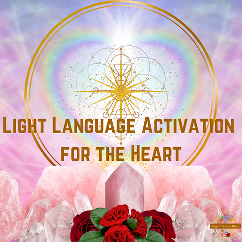 Light Language Activation for the Heart