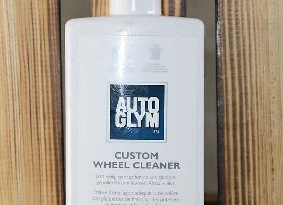 Autoglym – Custom wheel