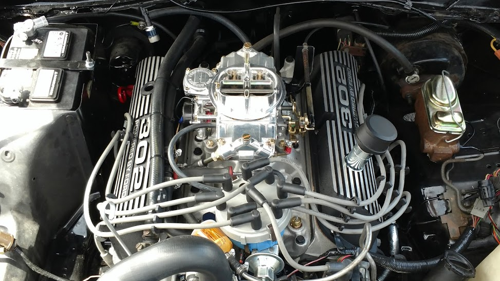 Mustang II 5