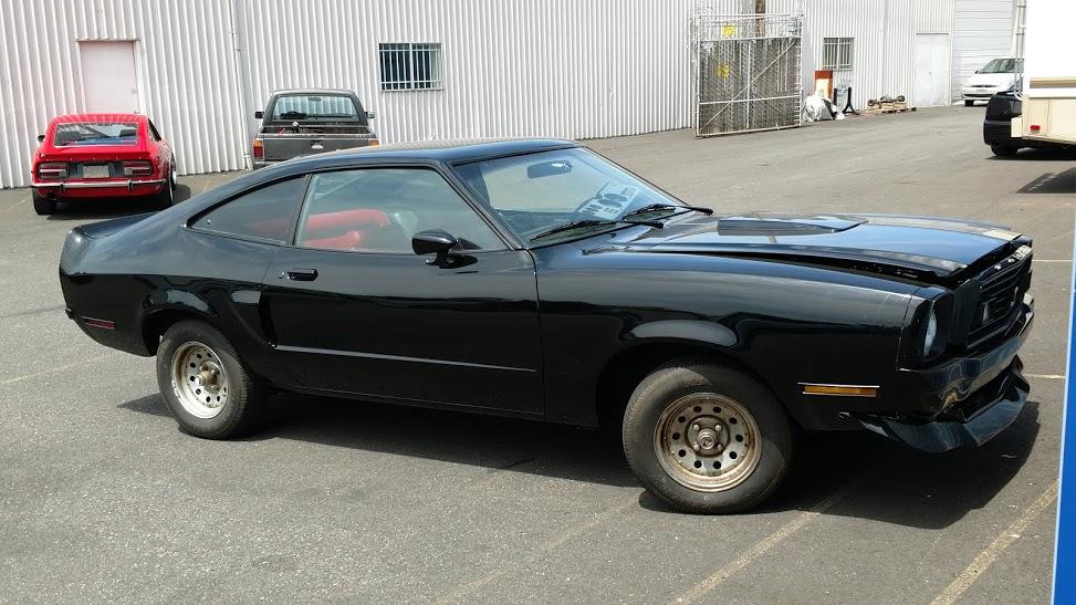 Mustang II 4
