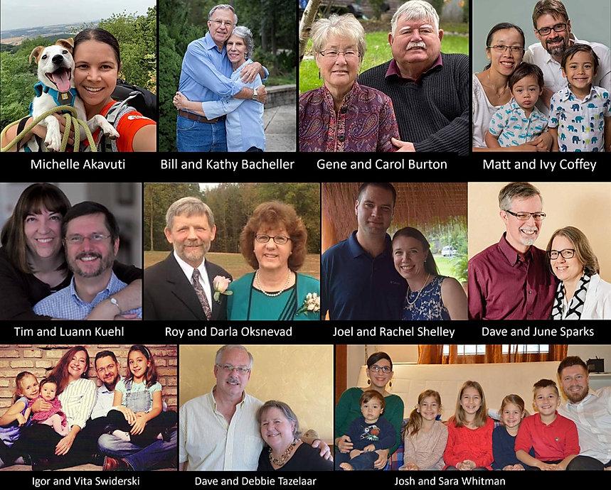 Grace Bible Church Missionaries