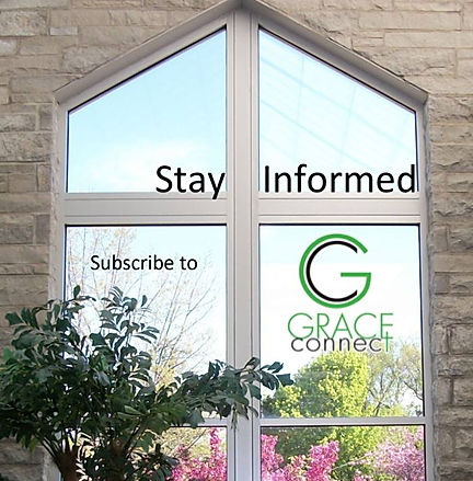 Subscribe to Grace Connect