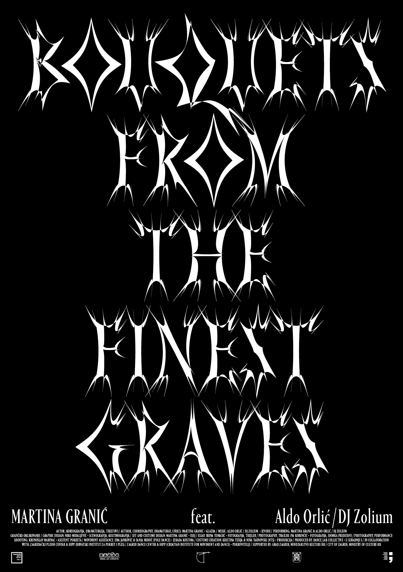 BOUQETES FROM THE FINEST GRAVES