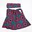 Thumbnail: Circle Print Elastic Skirt
