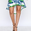 Thumbnail: OFF-THE-SHOULDER BODYCON DRESS WITH STRIPED FLORAL PRINT
