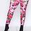 Thumbnail: Curvacious Floral Mix Print Tracksuit