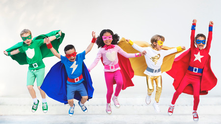 Why is it important for children to be confident?