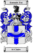 StClaire Coat of Arms.png