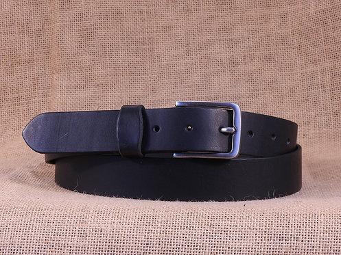 Kožený opasek, hladký č.5, šířka 3,8 cm