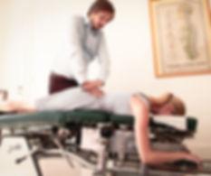 ajustement thompson chiropratique