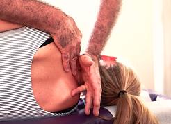 douleur cervicale chiropracteur paris