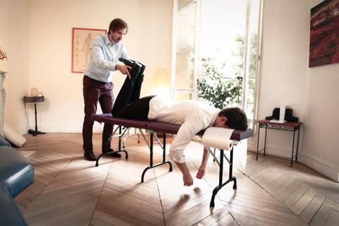 Pourquoi consulter un chiropracteur ?