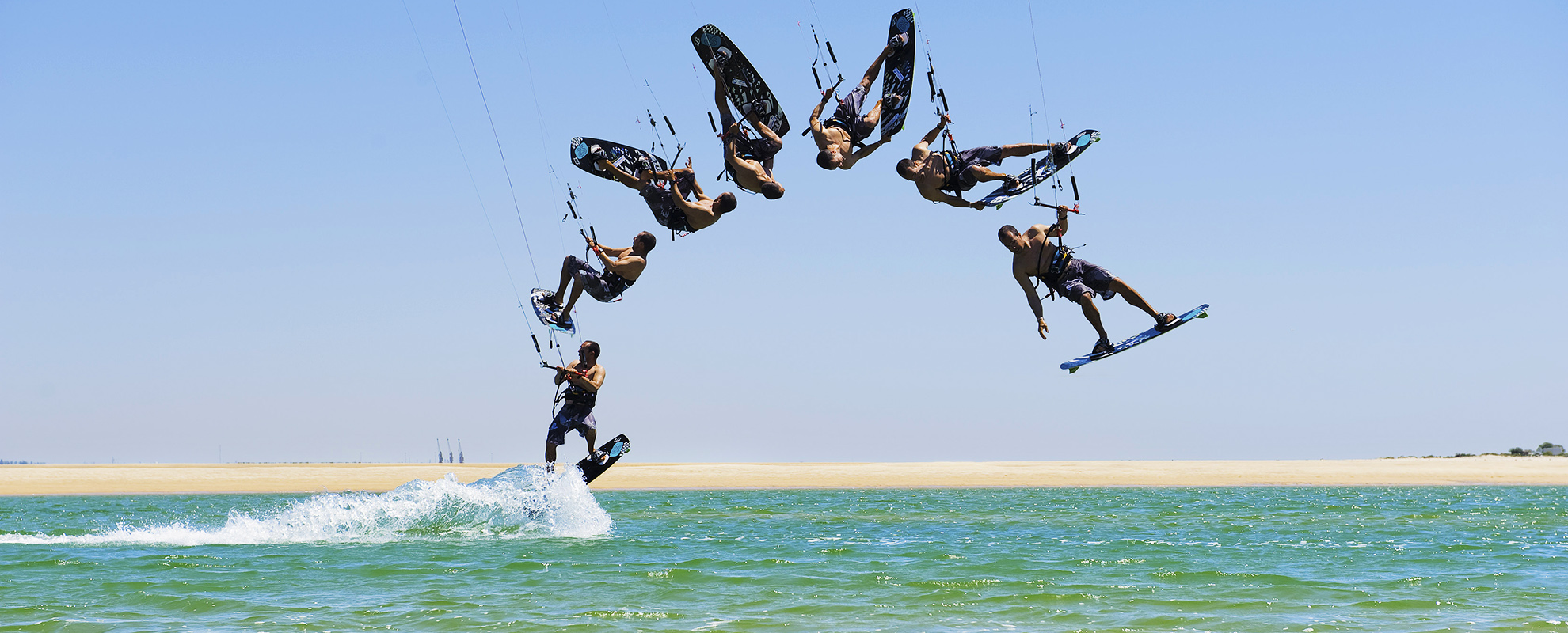 Kiteboarding South Adventures Home 2020