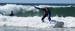 Surfing in Lisbon