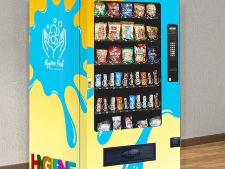 Hygiene First Vending Machines - Lunch & Learn