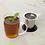 Thumbnail: Tall Tea Mug with Infuser & Lid