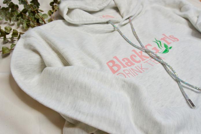 Black Girls Drink Tea Sweater
