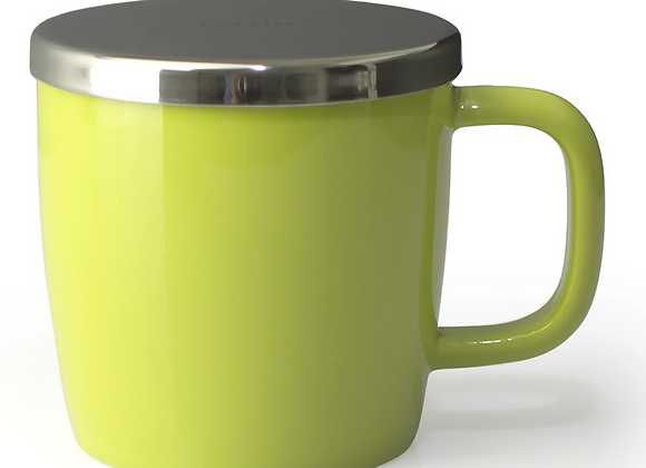 Dew Brew-in-Mug with infuser & lid 11 oz.