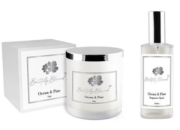 Ocean & Pine Gift Set
