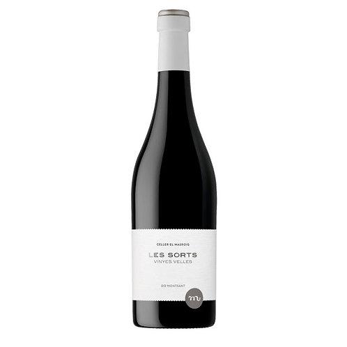 Les Sorts Viñas Vellas 2016, D.O. Montsant 75cl
