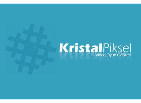 Kristal Piksel Video Oyun Ödülleri Başvuruları Başladı!