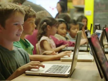Çocuklar Kod Yazmayla Tanışıyor