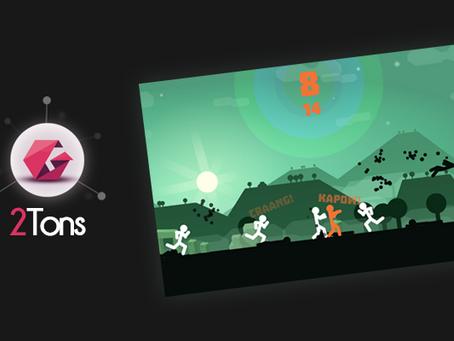 2Tons İvmelendirme Programı Destekli İlk Oyun Yayınlandı