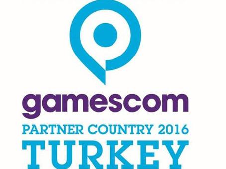Gamescom 2016 Partner Ülkesi Türkiye, Oyun Fuarına Damgasını Vuruyor