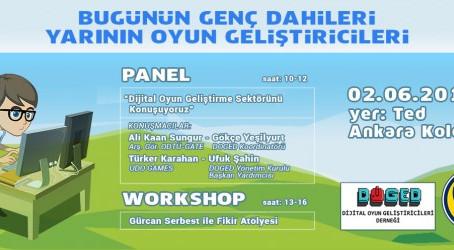 TED Ankara Koleji' nde 2.Bilişim ve Eğitim Teknolojileri Günleri Başlıyor!