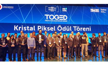 Türkiye'nin En İyi Oyunları Ödüllerine Kavuştu