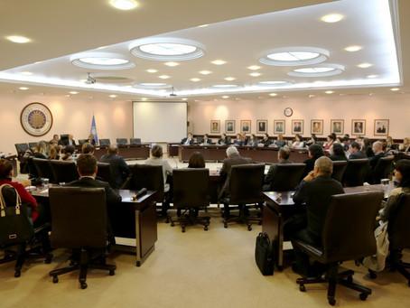 """Ankara Üniversitesi'nde """"Üniversite – İş Dünyası İşbirliğinde İnsan Kaynakları Den"""