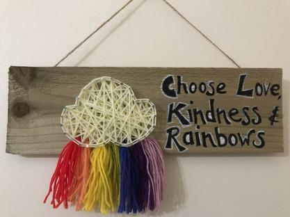 Love where you live - Choose love, kindn