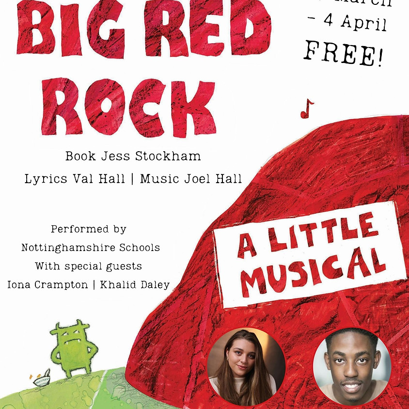 The Big Red Rock - A Little Musical