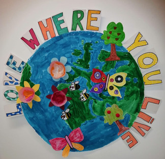 Around the World - Love where you live.J