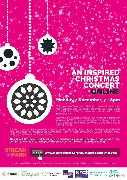 FINAL FINAL A4 Poster Christmas Concert