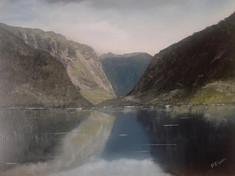 A Norwegian Fjord - Martin Bond.jpg