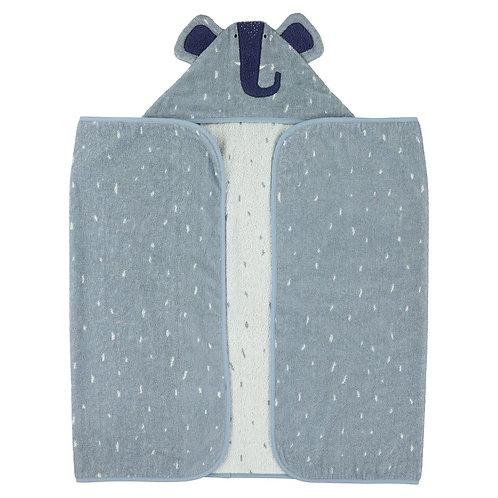 Hooded towel  70x130cm - Mrs. Elephant