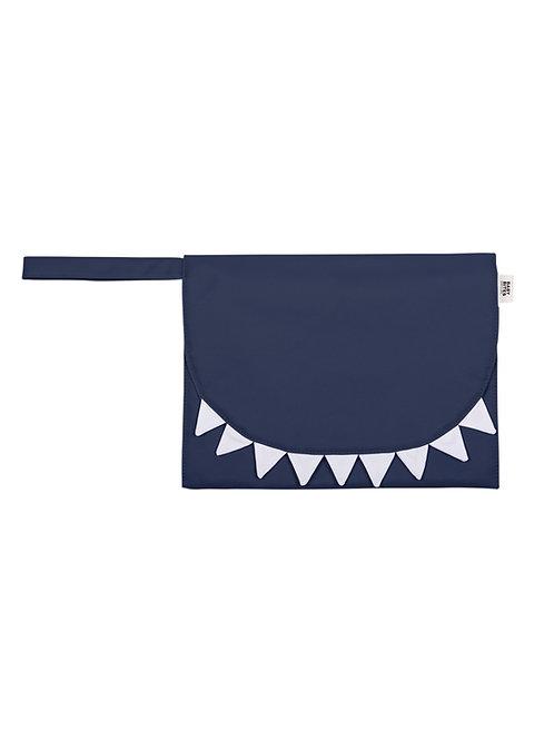 Navy Blue Travel changing mat