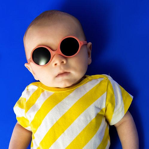 Sunglasses - Diabola Grapefruit 0-1 year old