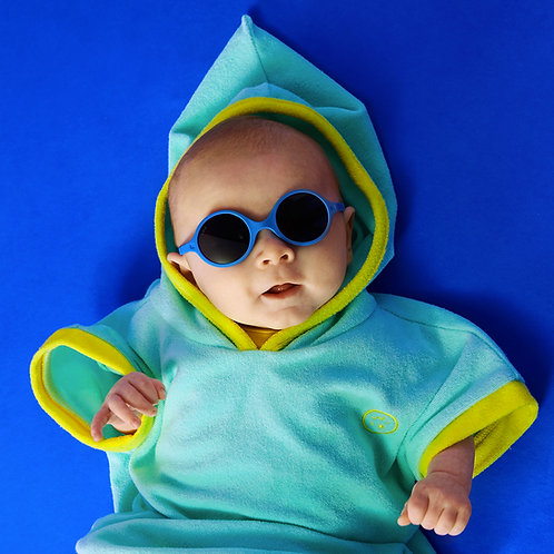 Sun glasses - Diabola Medium Blue 0-1 year old