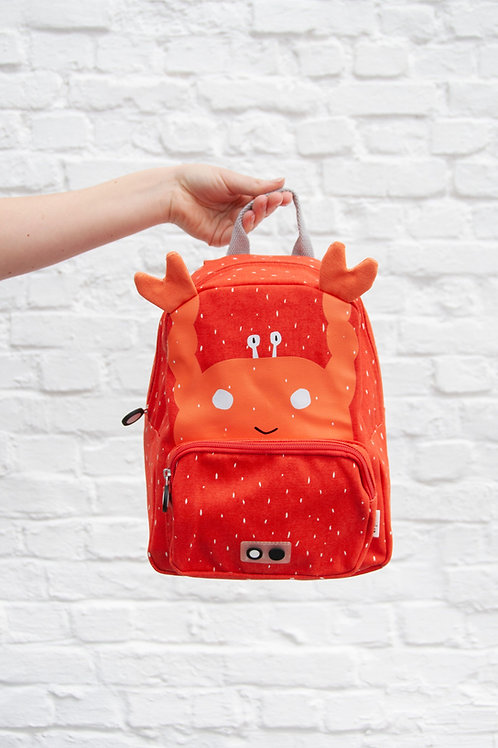 Backpack Mrs. Crab
