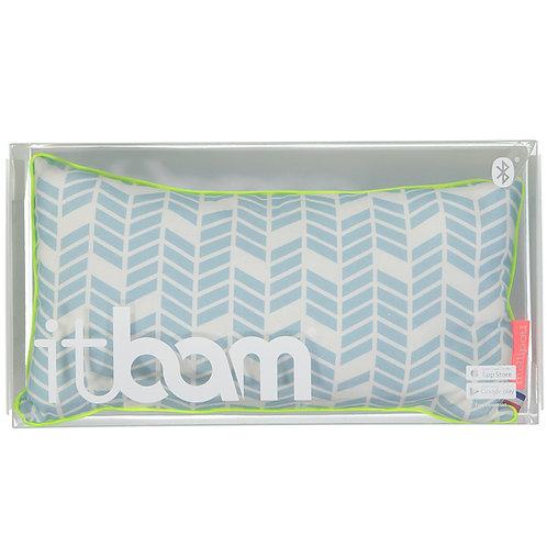 Connected music box - ITBAM Cushion Bonnie light blue