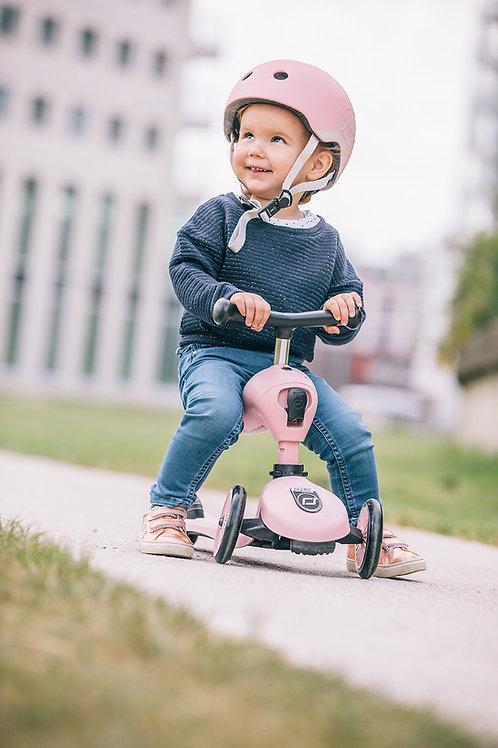 Scoot & Ride Highway Kick 1 - Rose