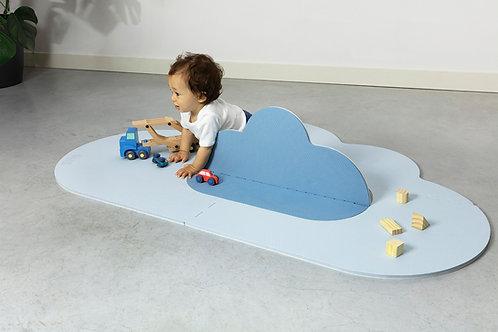 Cloud Playmat Small - Dusty Blue