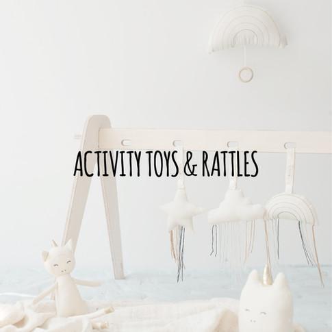 Activity Toys & Rattles