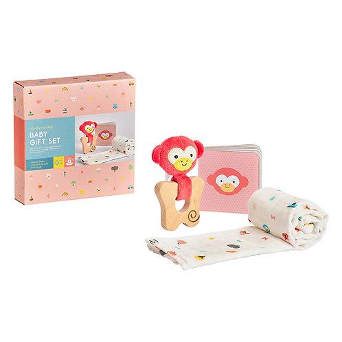 Little Monkey Baby Gift Set
