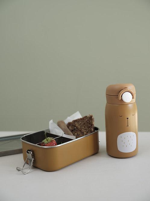 Water bottle - Bear - Ochre