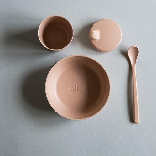 Bamboo Dinnerware Set Baby - Rye
