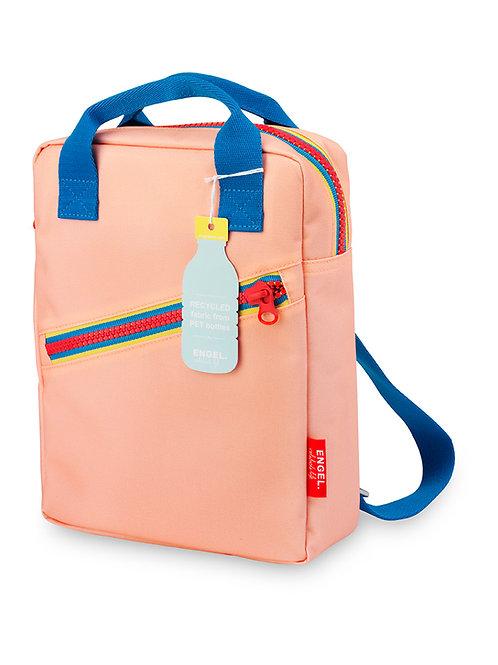 Backpack large 'Zipper Pink'